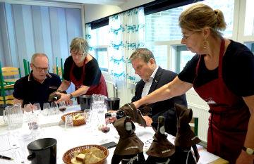 Med Vinexpressen til Dansk Vinskue 2014