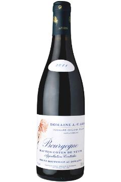 AF Gros Bourgogne Hautes Cotes de Nuits 2011