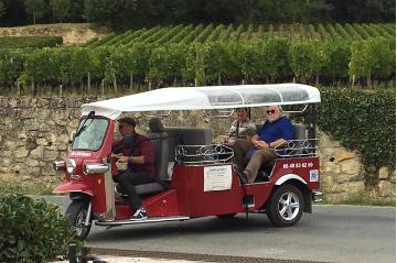 Hvem siger Bordeaux er gået i stå