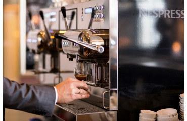 Nespresso kaffebrygning 1