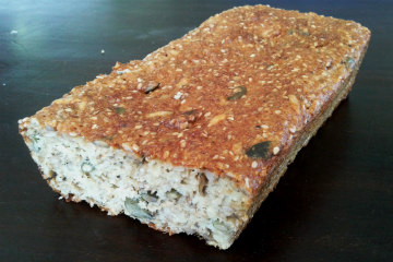 Verdens bedste stenalderbrød – opskrift