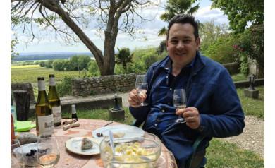 Wine maker Cousignac