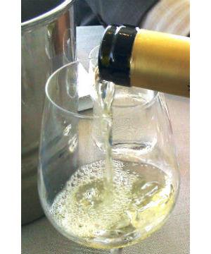 Østrig - Hirtzberger glas ophældning - med lærred