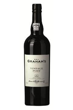 Portugal - portvin Grahams vintage