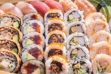 Sushi og vin – en særlig kombination