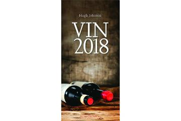 Hugh Johnson Vin 2018 – Boganmeldelse